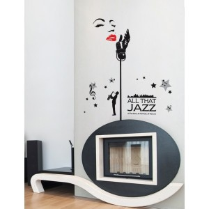 stickers de jazz