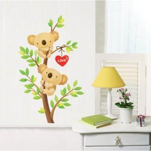 koalas en stickers